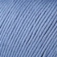 RICO ESSENTIALS DK KNITTING COTTON - shade 35 pigeon blue